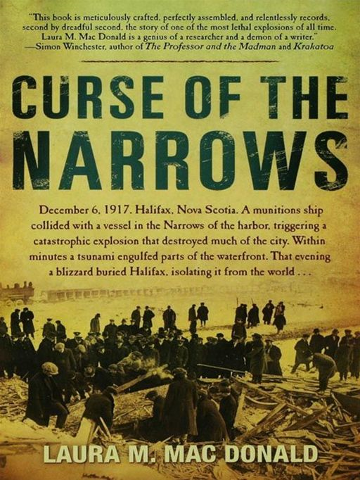 Curse of the Narrows By: Laura M. Mac Donald