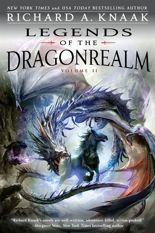 Legends of the Dragonrealm, Vol. II