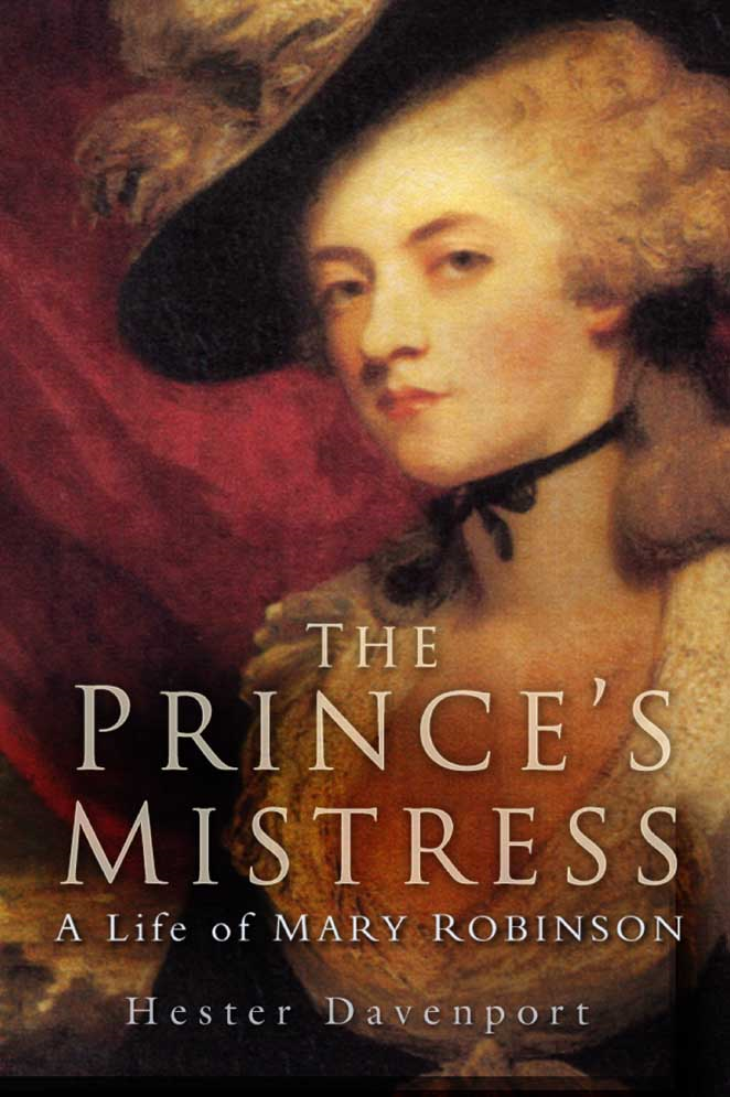 The Prince's Mistress, Perdita By: Hester Davenport