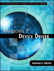 Windows 7 Device Driver By: Ronald D. Reeves Ph.D.
