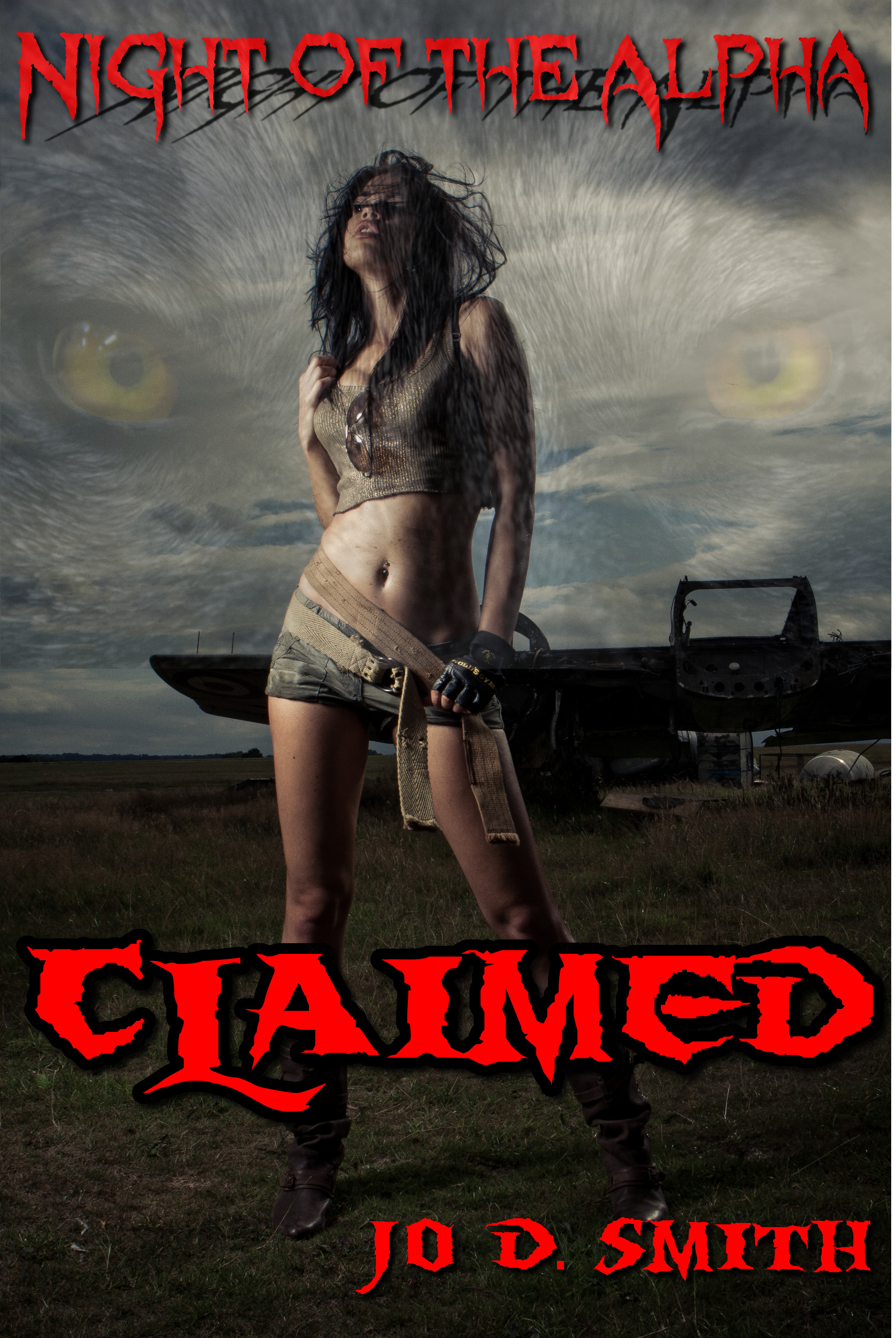Claimed (Werewolf Breeding Sex)