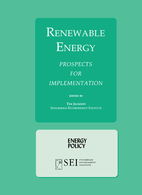 Renewable Energy Prospects for Implementation