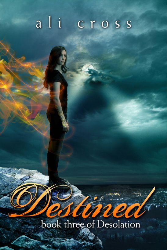 Destined (Desolation #3)