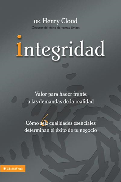 Integridad By: Henry   Cloud