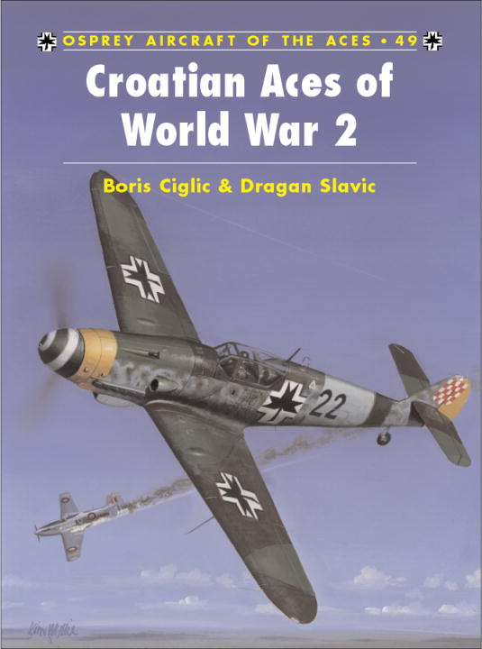 Croatian Aces of World War 2 By: Boris Ciglic,John Weal