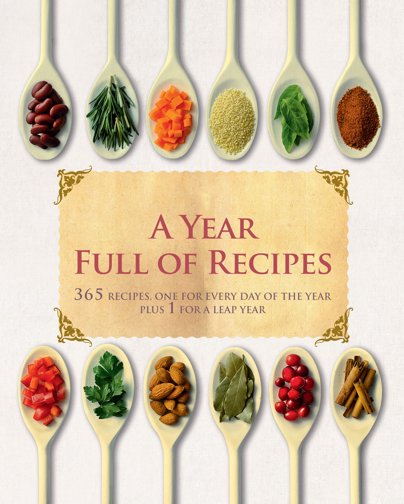 A Year Full of Recipes (Love Food)