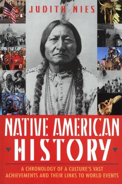Native American History By: Judith Nies