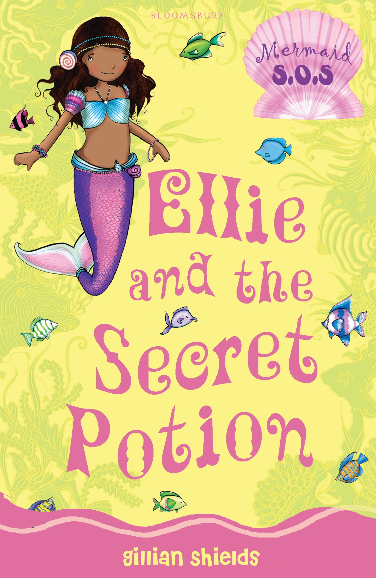 Ellie and the Secret Potion: Mermaid S.O.S.