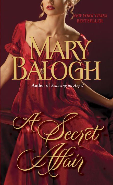 A Secret Affair By: Mary Balogh