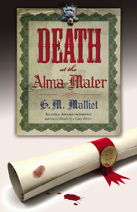 Death at the Alma Mater By: G.M. Malliet