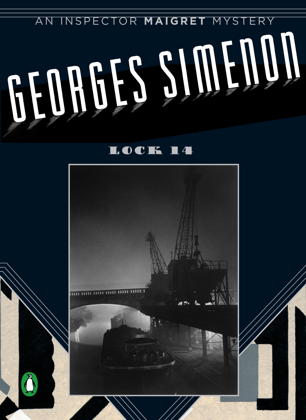 Lock 14 By: Georges Simenon