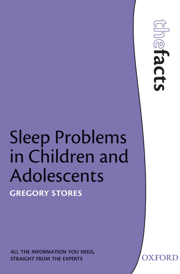 Sleep problems in Children and Adolescents