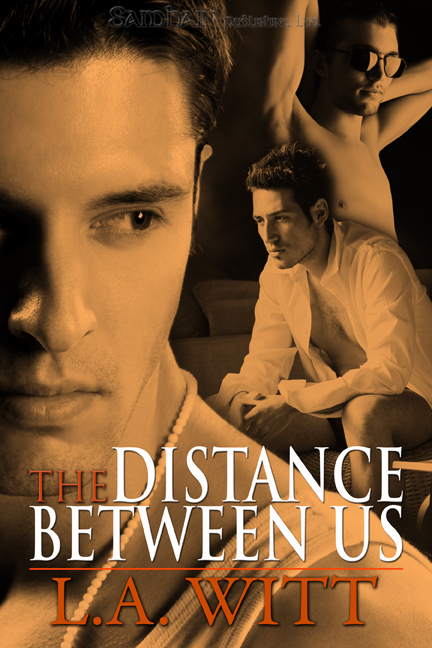 The Distance Between Us By: L.A. Witt