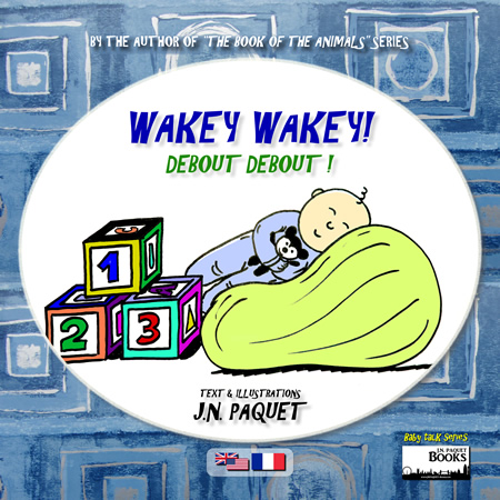 Wakey Wakey! (Bilingual English-French)