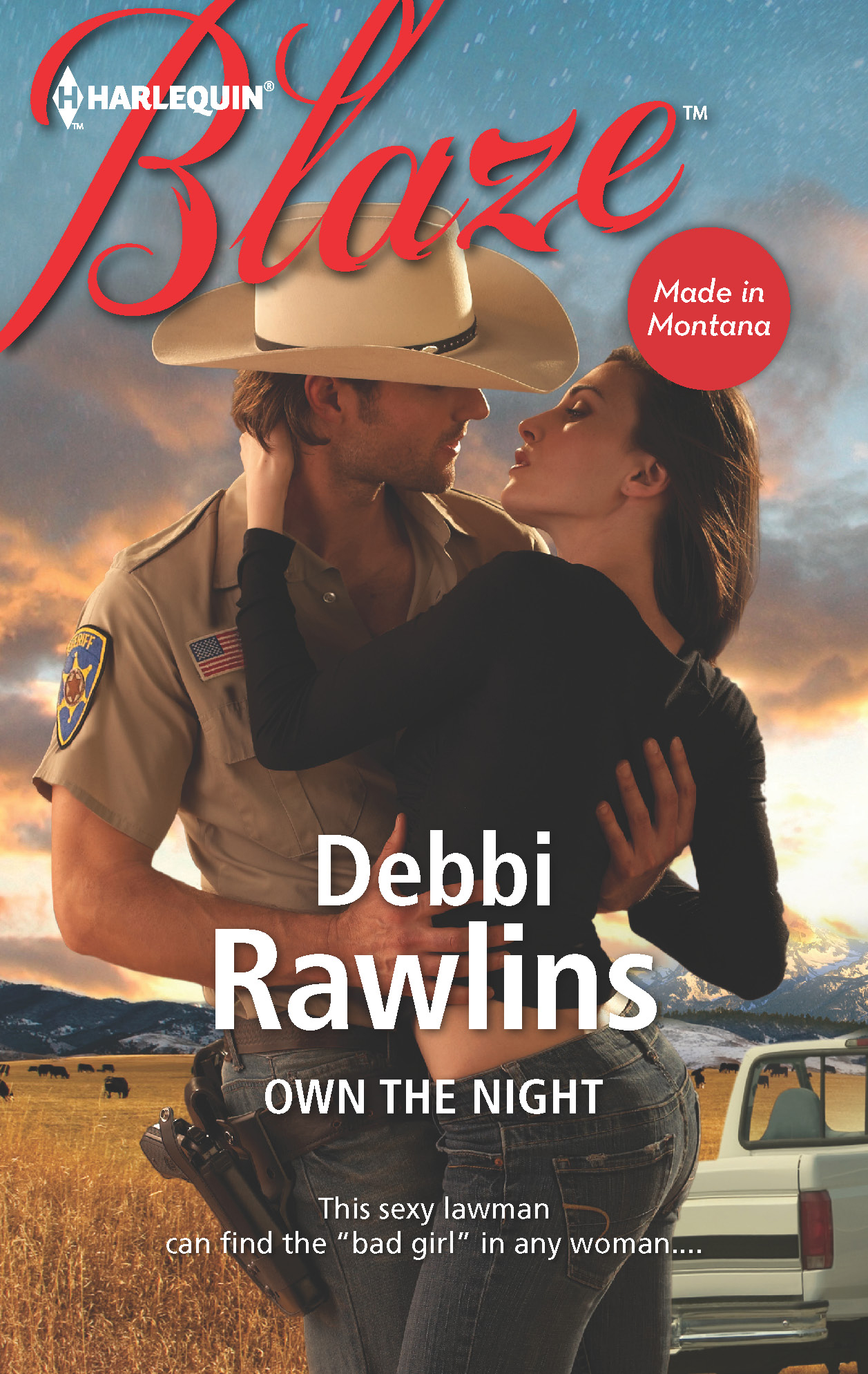 Own the Night By: Debbi Rawlins