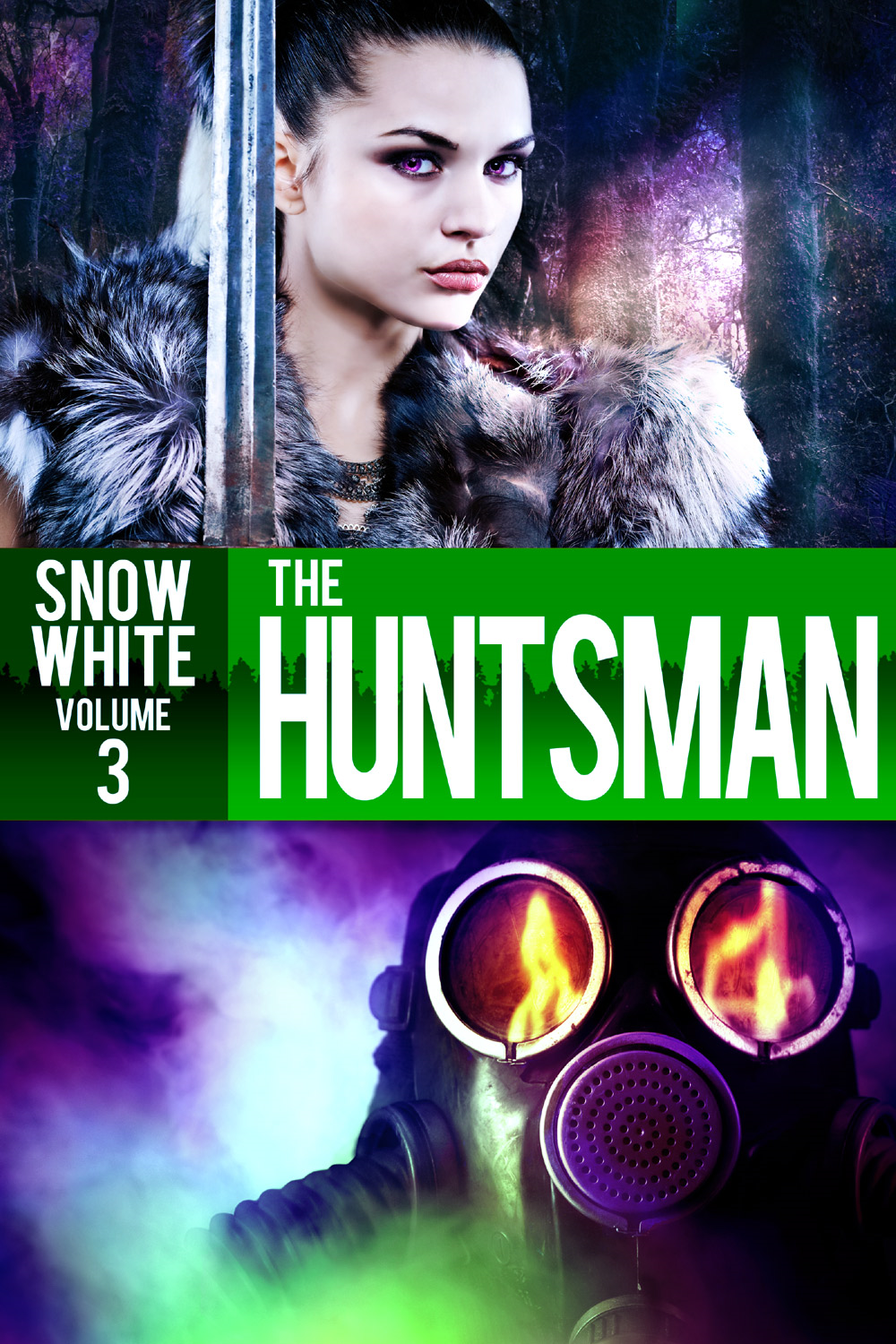 The Huntsman (Snow White, Vol 3)