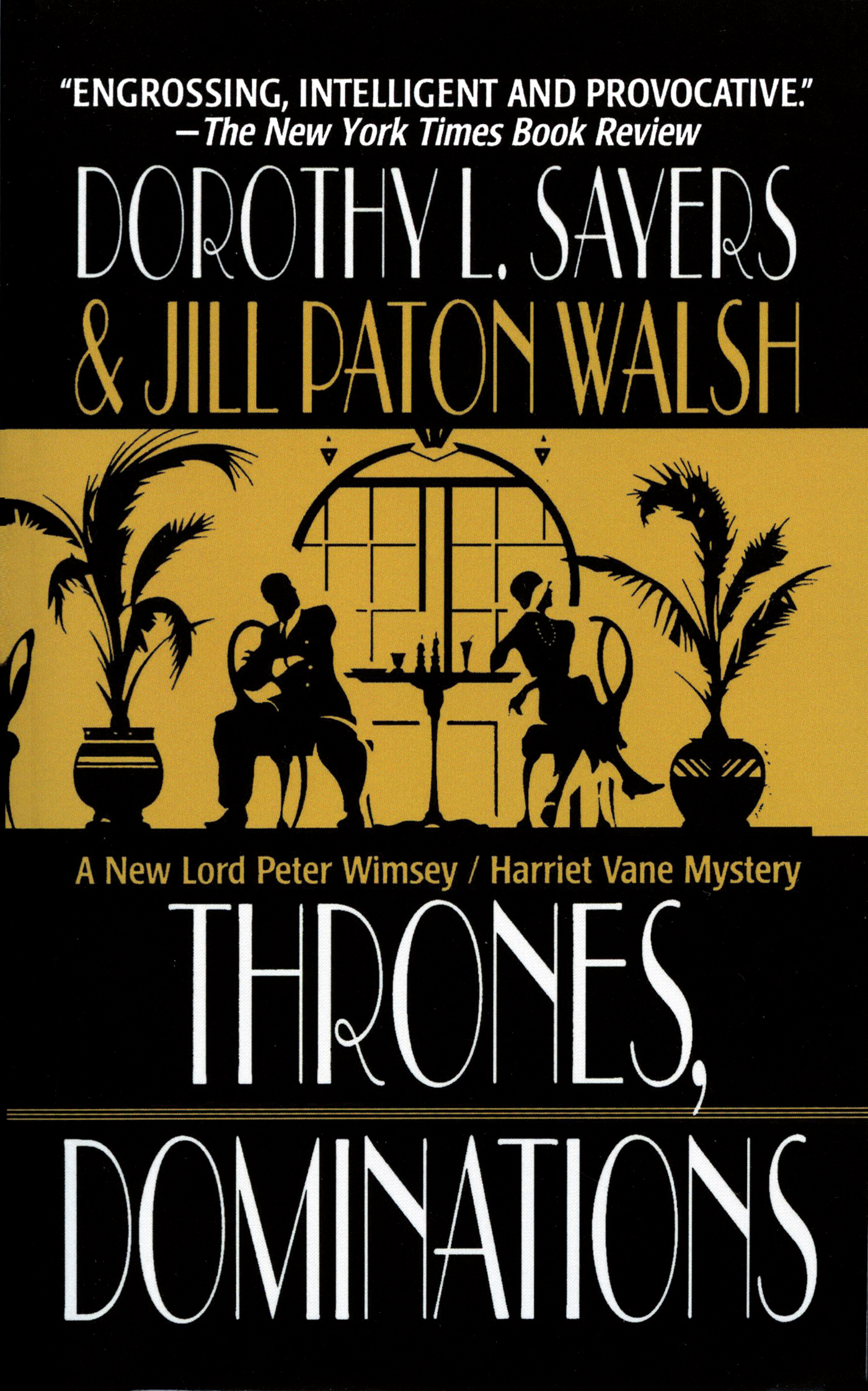 Thrones, Dominations By: Dorothy L. Sayers,Jill Paton Walsh