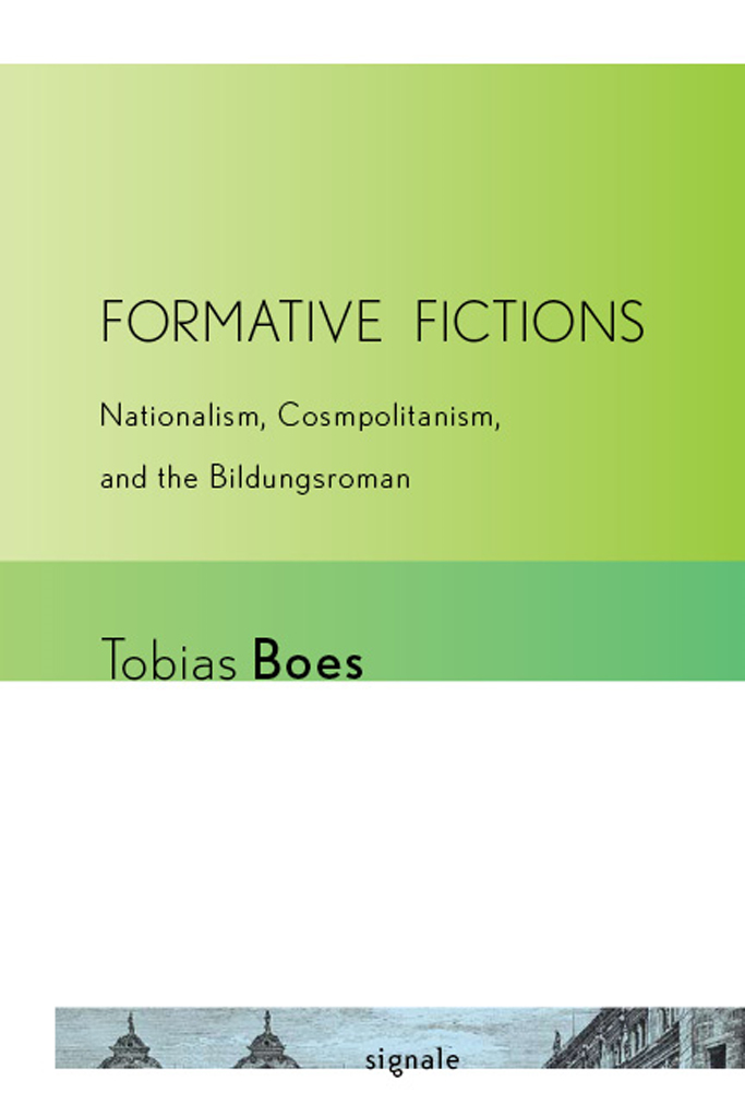 Formative Fictions By: Tobias Boes