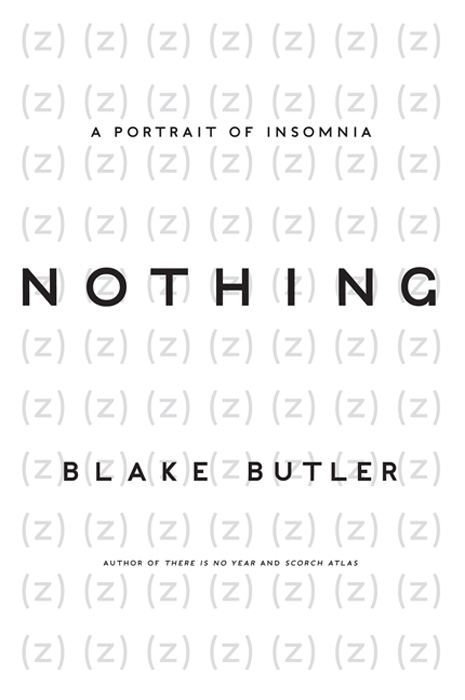 Nothing: A Memoir of Insomnia