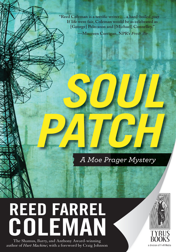 Soul Patch By: Reed Farrel Coleman