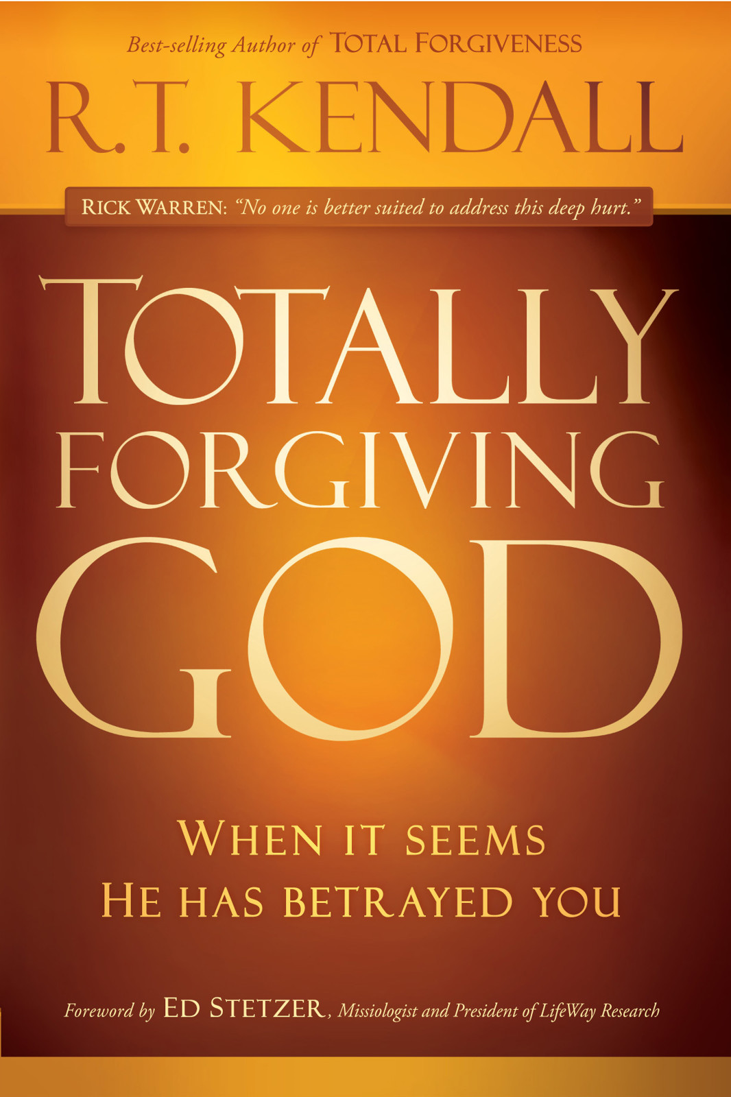 Totally Forgiving God
