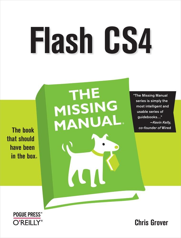 Flash CS4: The Missing Manual