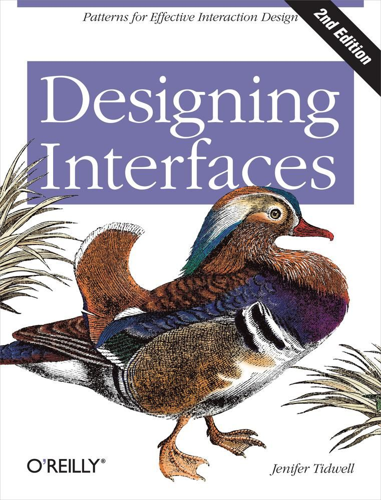 Designing Interfaces By: Jenifer Tidwell