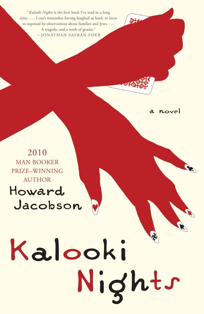 Kalooki Nights By: Howard Jacobson