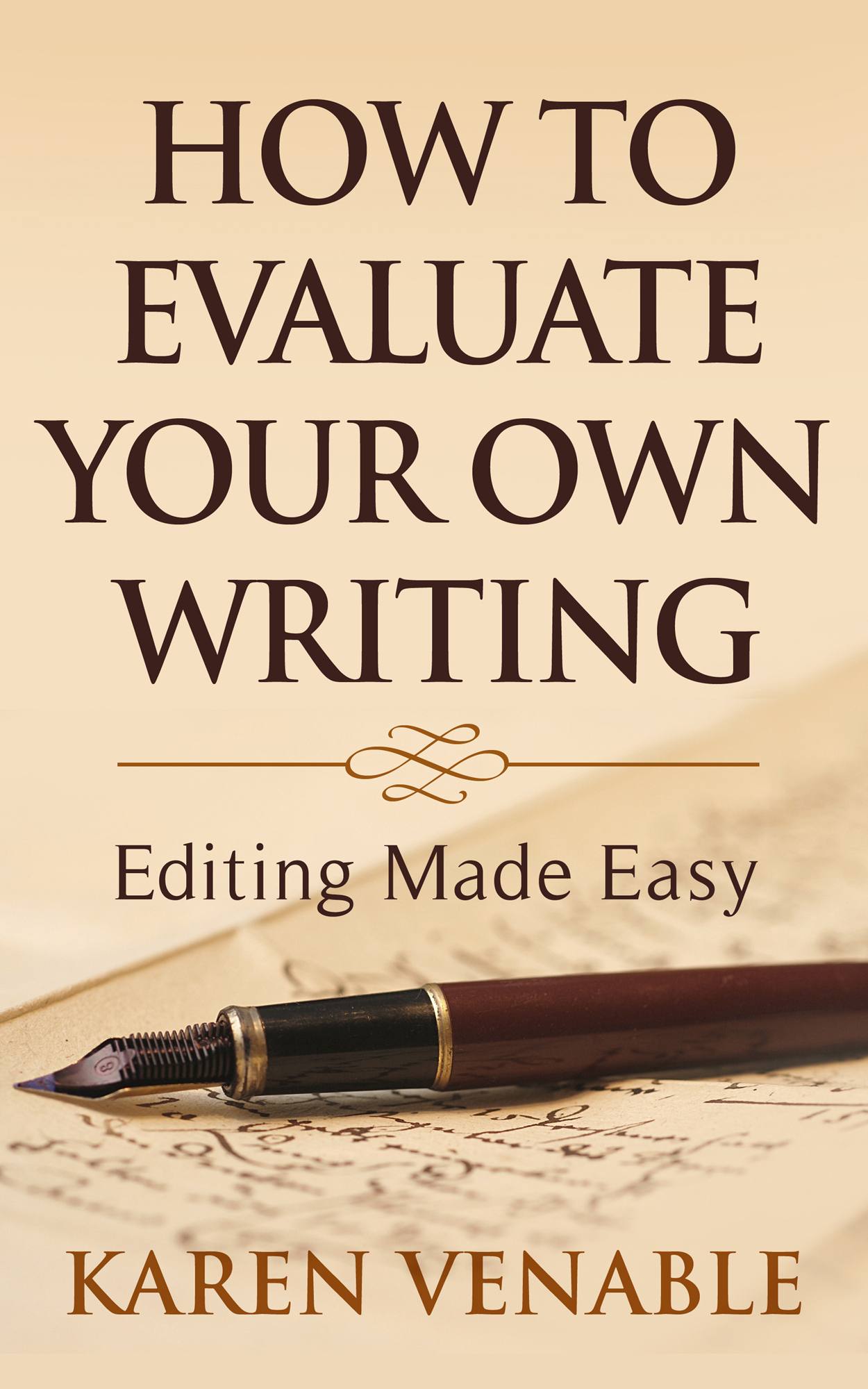 How to Evaluate Your Own Writing