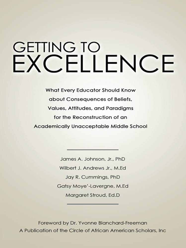 Getting to Excellence