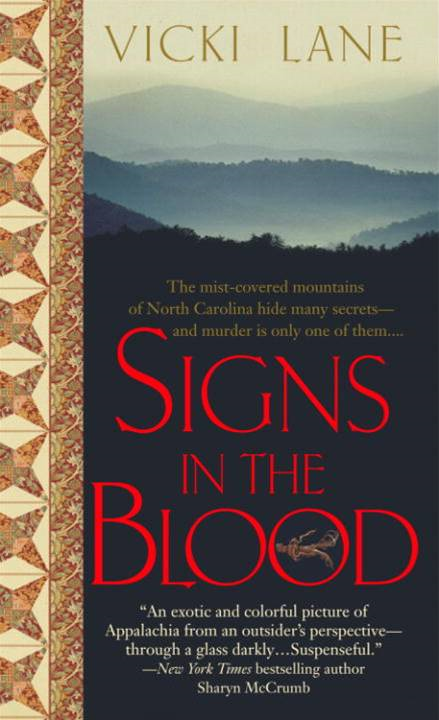 Signs in the Blood By: Vicki Lane