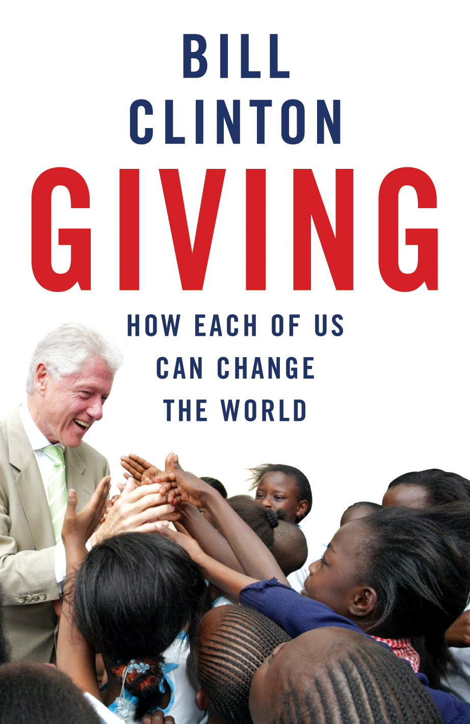Giving How Each Of Us Can Change The World
