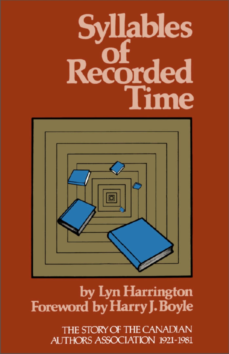 Syllables of Recorded Time By: Lyn Harrington