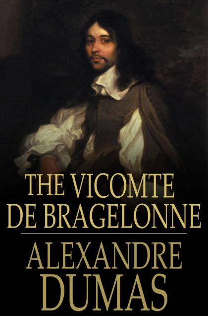 Cover Image: The Vicomte De Bragelonne
