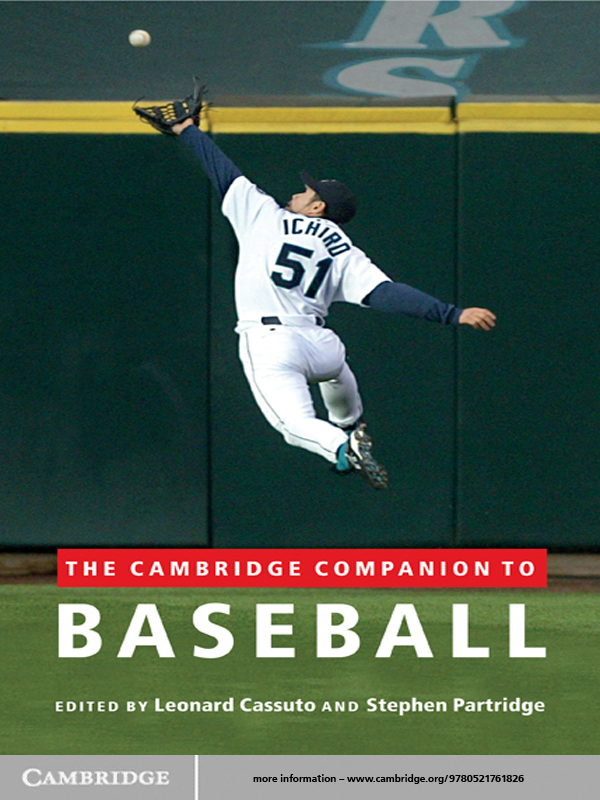 The Cambridge Companion to Baseball