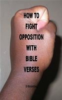 download How to Fight Opposition with Bible Verses book