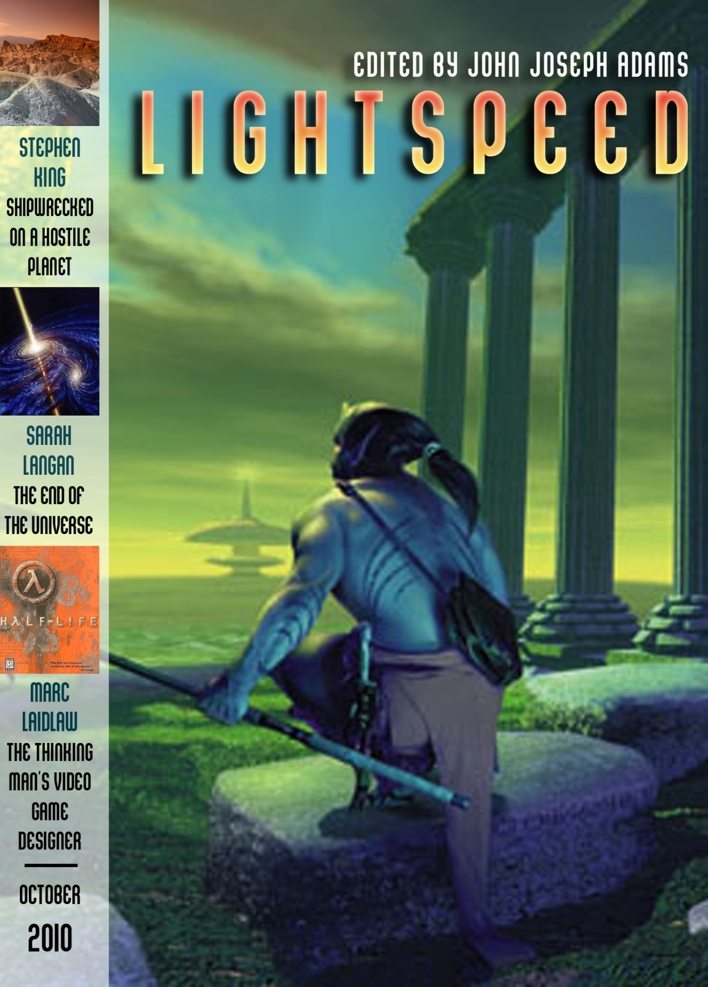 Lightspeed Magazine, October 2010