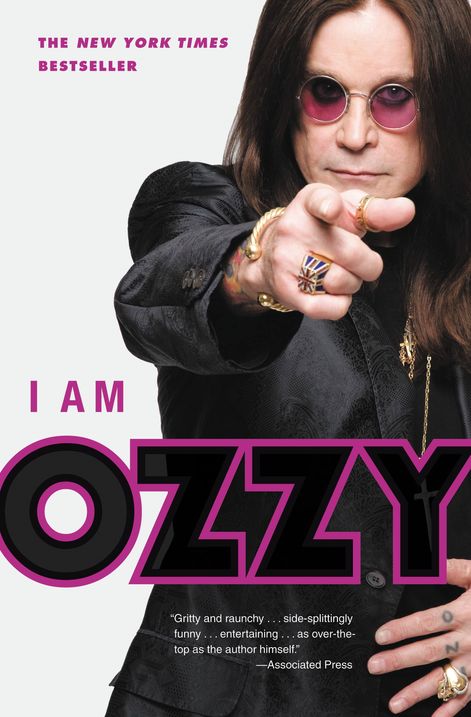 I Am Ozzy By: Ozzy Osbourne