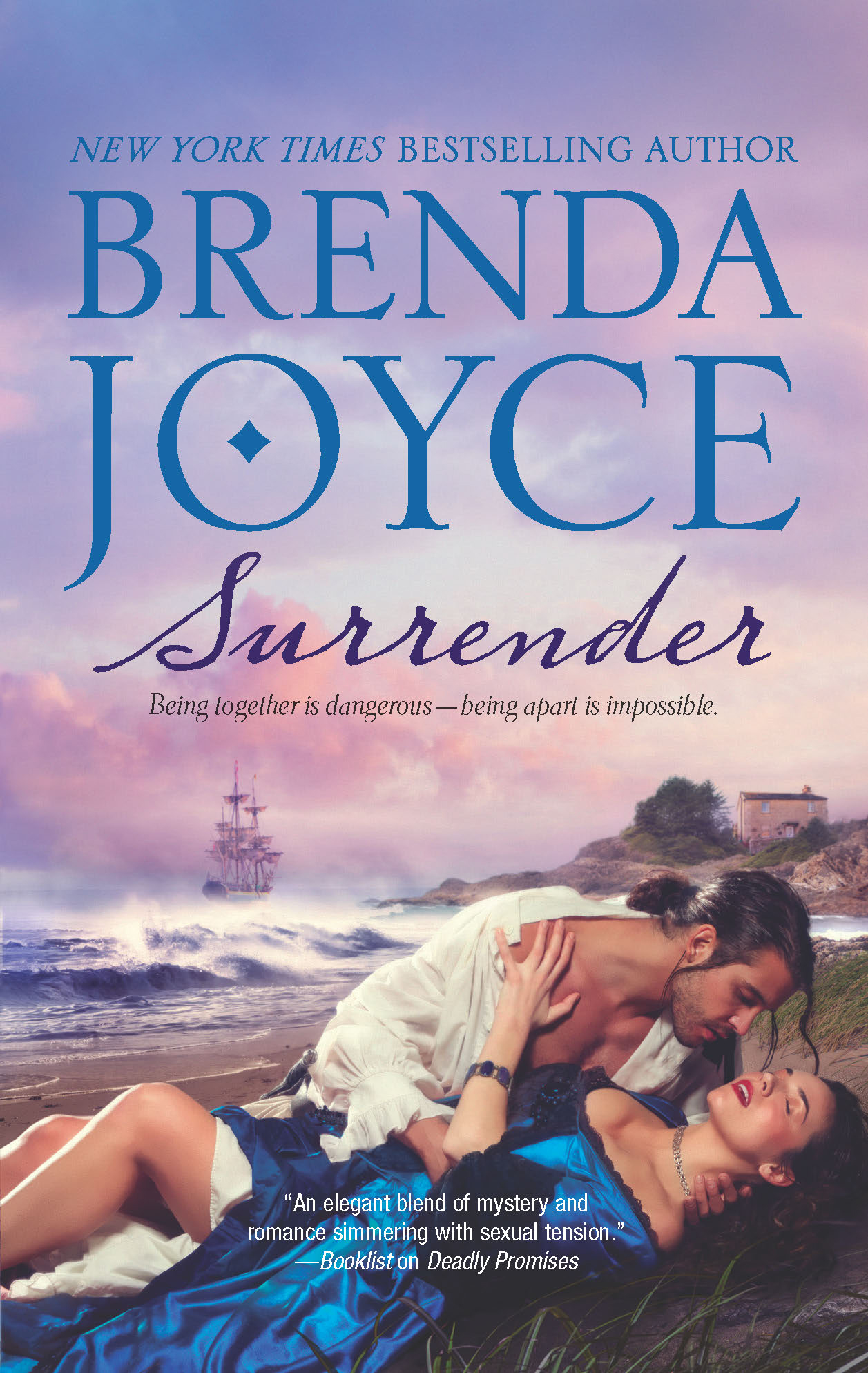 Surrender By: Brenda Joyce