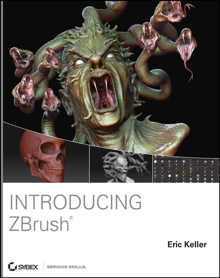 Introducing ZBrush By: Eric Keller