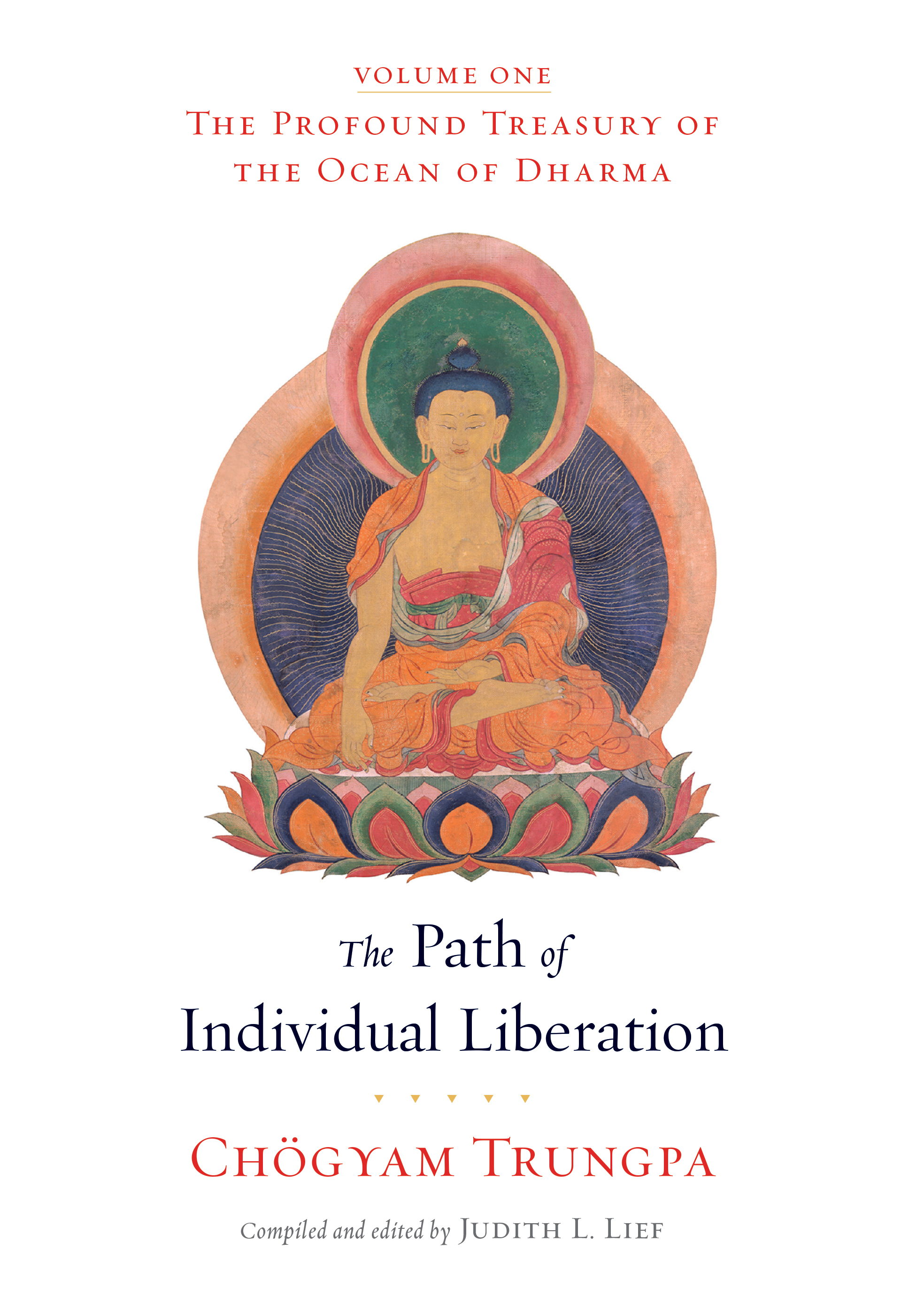 The Path of Individual Liberation (volume 1) By: Chogyam Trungpa