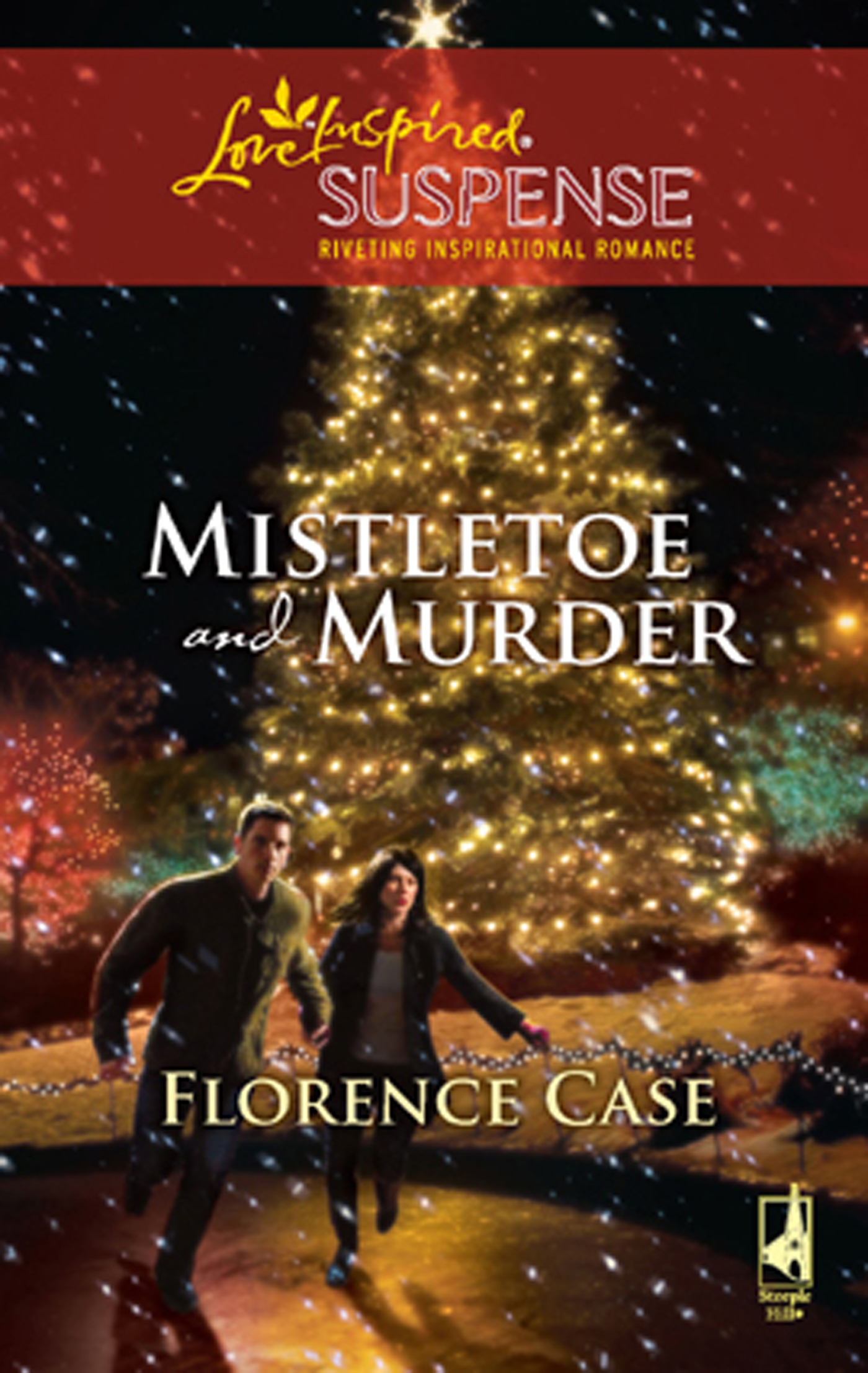 Mistletoe and Murder (Mills & Boon Love Inspired Suspense)