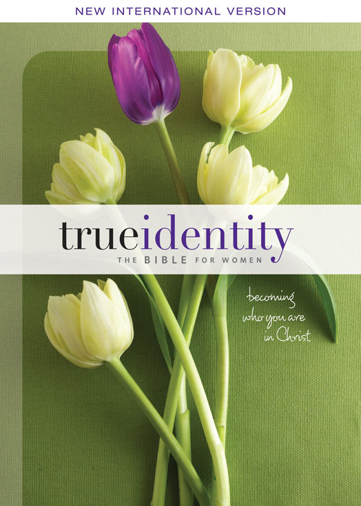NIV True Identity: The Bible for Women By: Zondervan
