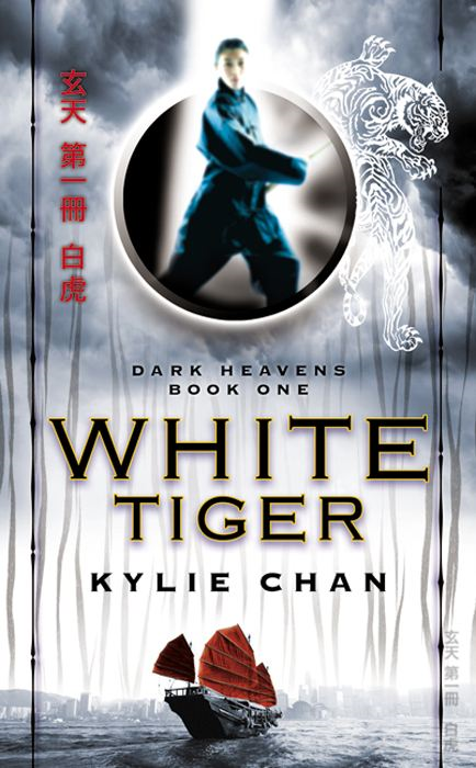 White Tiger: Dark Heavens Book One