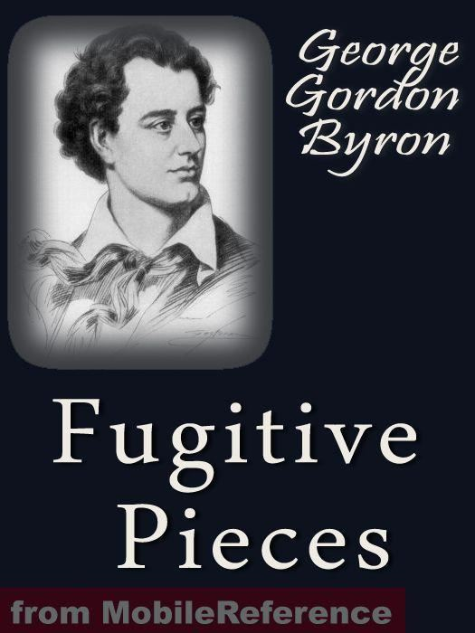 Fugitive Pieces  (Mobi Classics)
