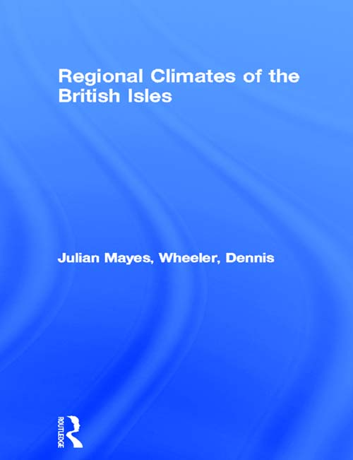 Regional Climates of the British Isles