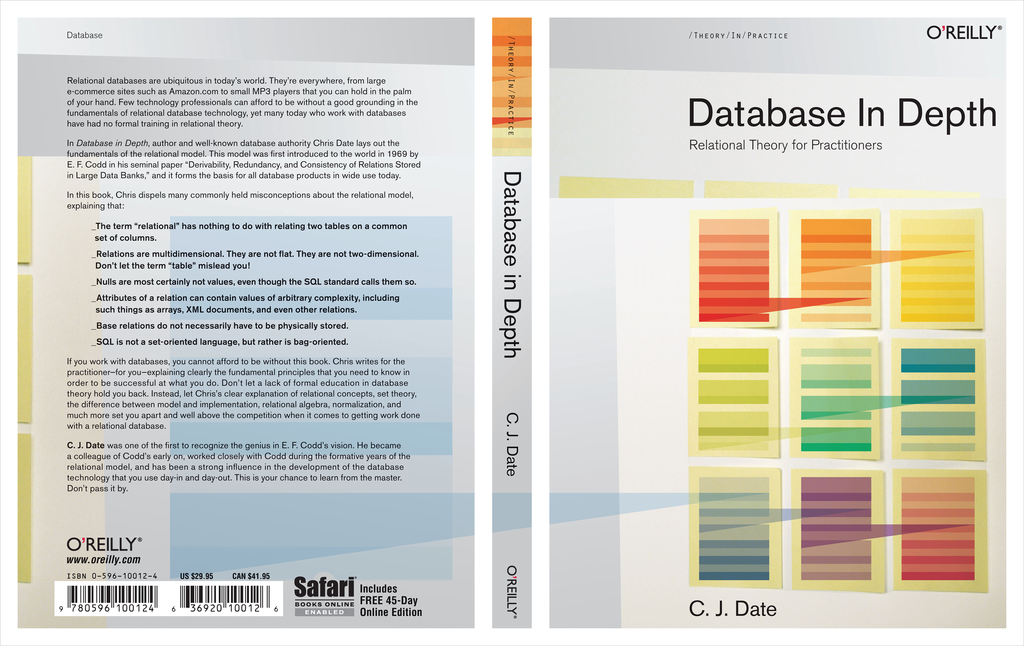 Database in Depth By: C.J. Date