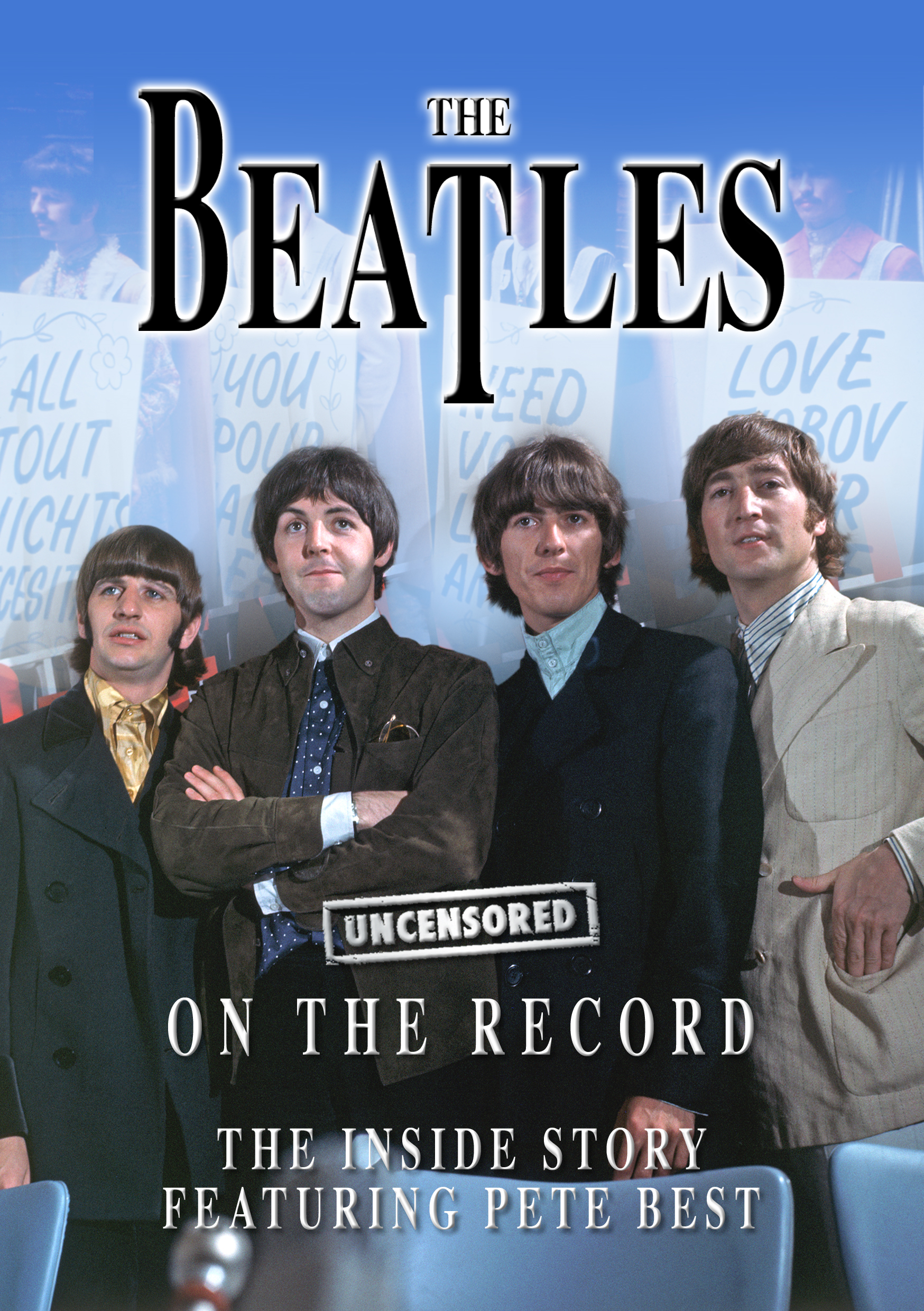 The Beatles - Uncensored On the Record