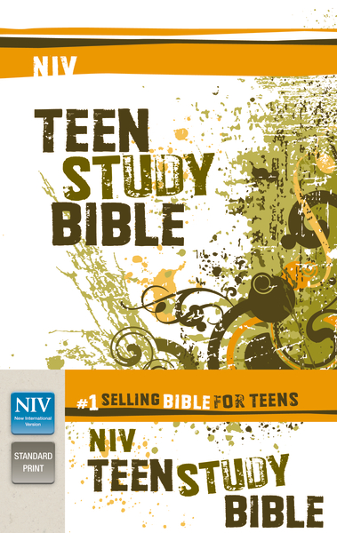 NIV Teen Study Bible By: Lawrence O.   Richards,Sue W.   Richards