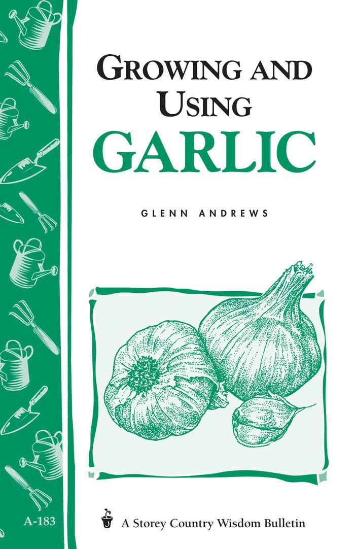 Growing and Using Garlic By: Glenn Andrews